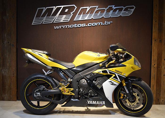 YZF R-1 1000 – Amarelo – YAMAHA