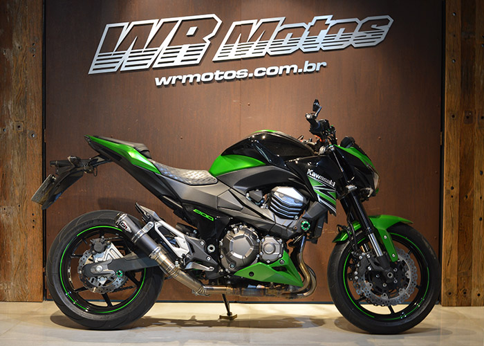 Z-800 – Verde – KAWASAKI