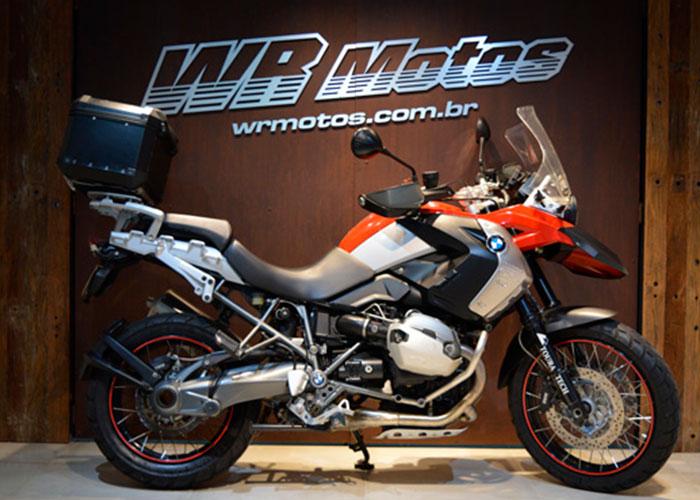 R 1200 GS – Vermelho – BMW