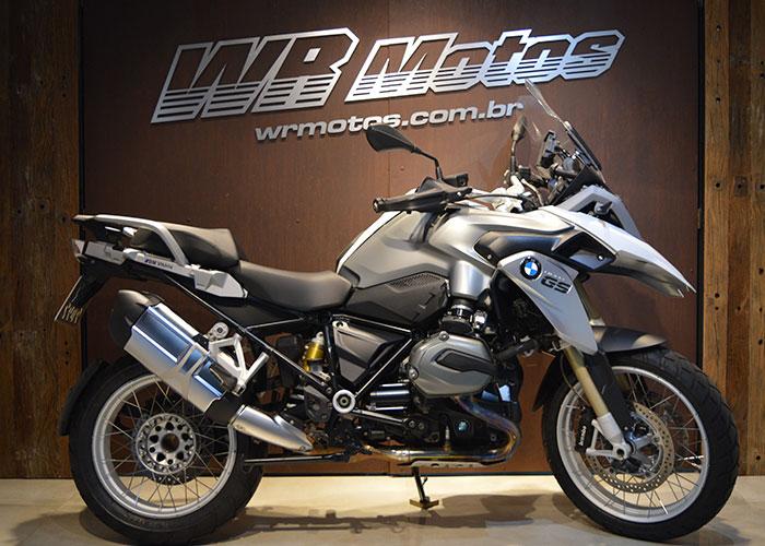 R 1200 GS - Branco - BMW