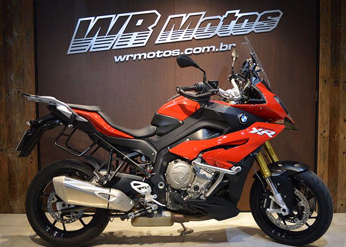 S 1000 XR – Vermelho – BMW