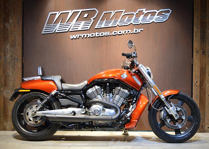 V-ROD 1250cc MUSCLE VRSCF – Laranja – HARLEY-DAVIDSON