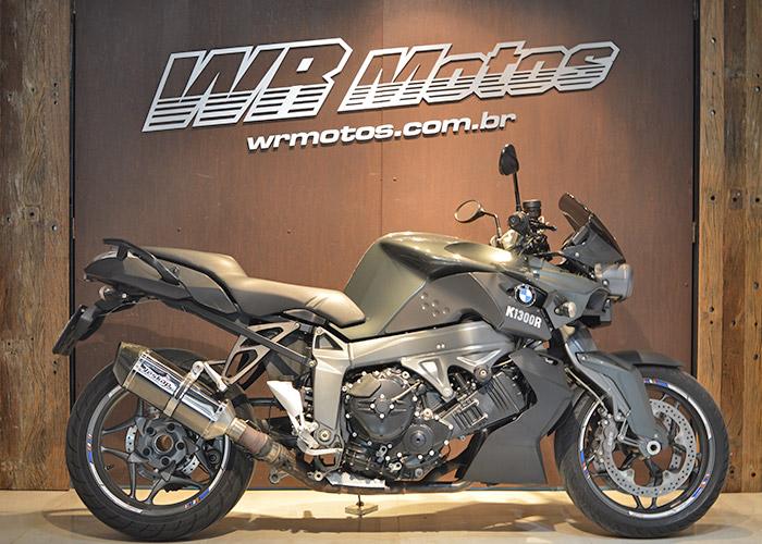 K 1300 R – Cinza – BMW