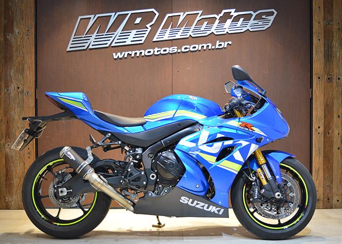 GSX-R 1000 – Azul – SUZUKI