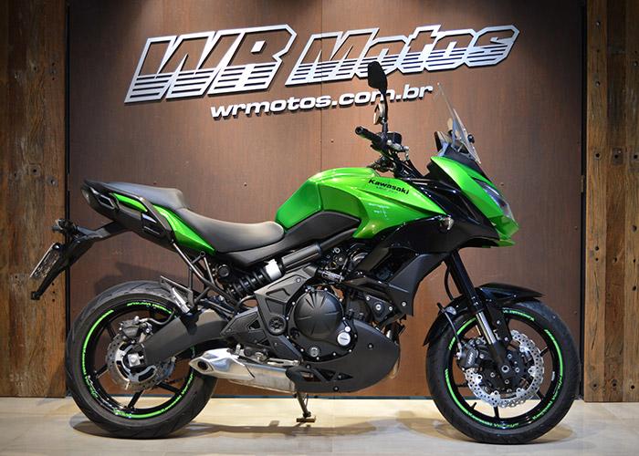 Versys 650cc – Verde – KAWASAKI