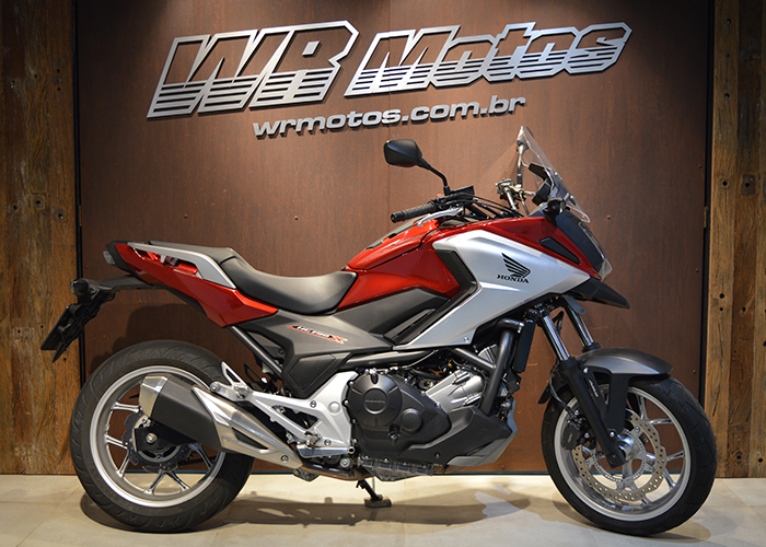 NC 750X/NC 750X ABS – Vermelho – HONDA