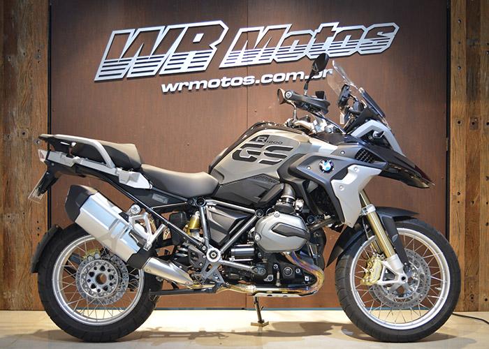 R 1200 GS – Marrom – BMW